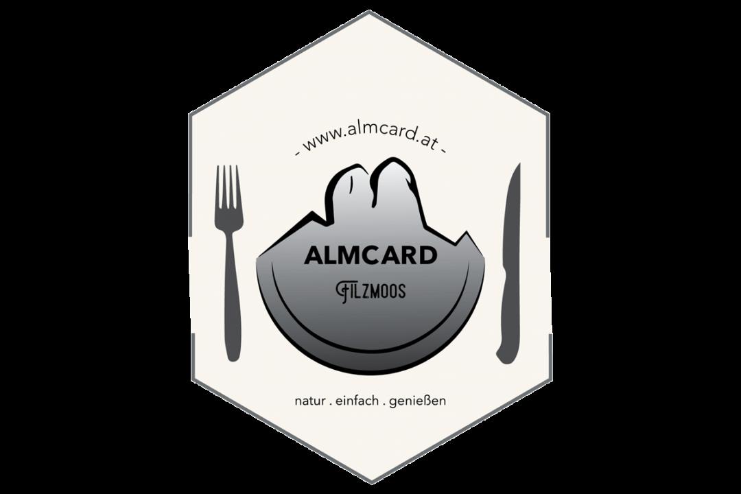 Almcard Filzmoos Logo