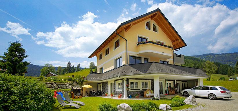 Ferienwohnung Bergblick für 2 – 6 Personen in Filzmoos, Salzburger Land