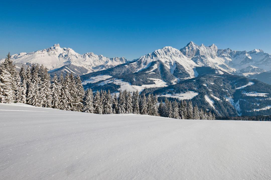 Ferienwohnung Bergblick in Filzmoos