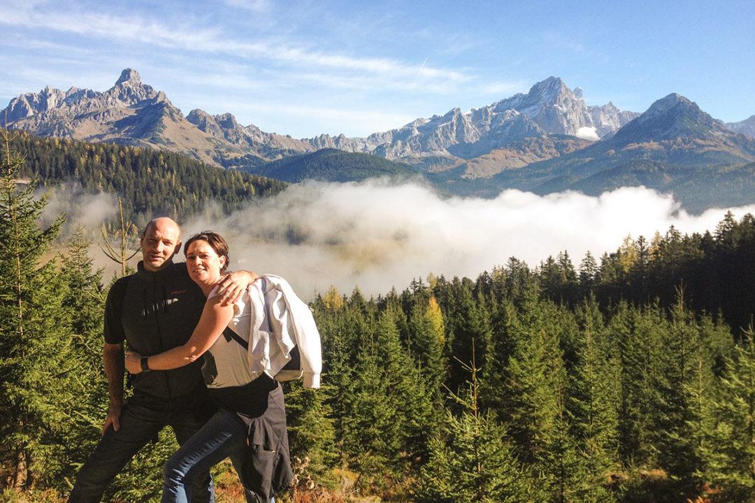 Sommerurlaub in Filzmoos - Ferienwohnung BergblickSommerurlaub in Filzmoos - Ferienwohnung Bergblick
