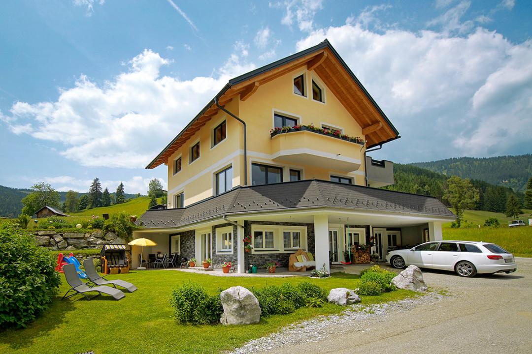 Kontakt - Ferienwohnung Bergblick in Filzmoos